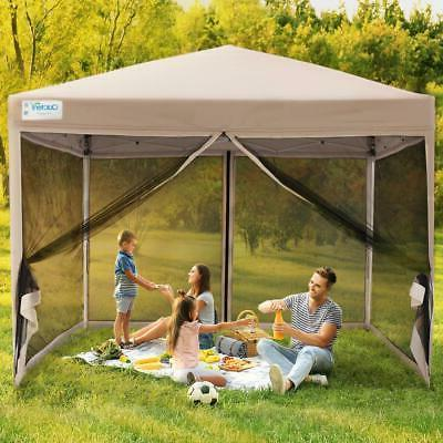 Quictent 8x8 Pop UP Wedding Party Tent Patio