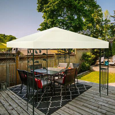 9.8' x 9.8' Top Patio Canopy Replacement 3