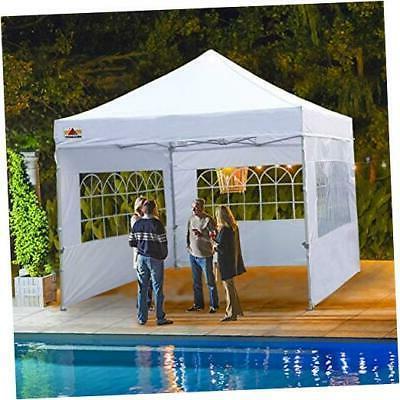 abccanopy outdoor canopy tent 10x10 gazebo pop