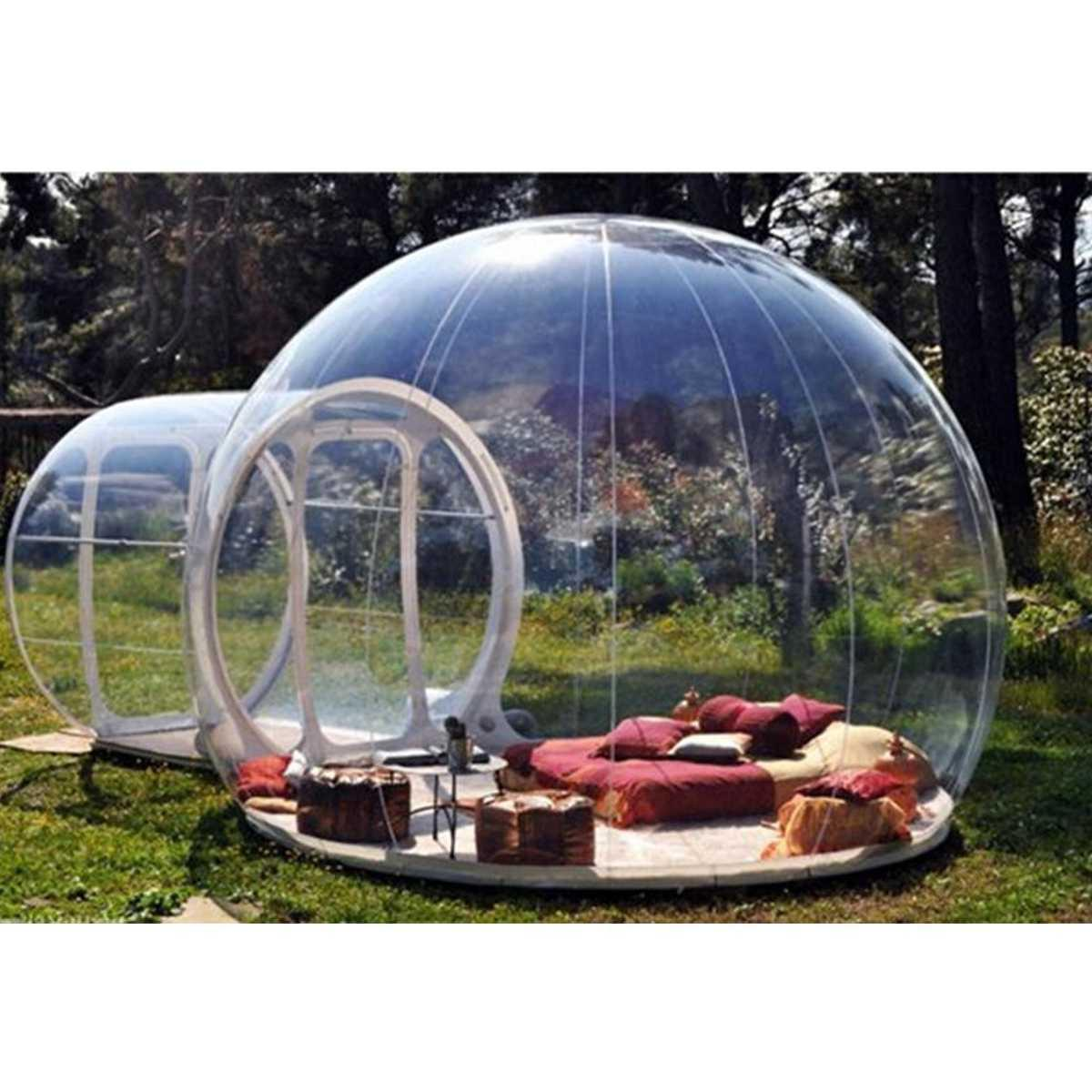 Bubble Camping Gazebos Up Inflatable