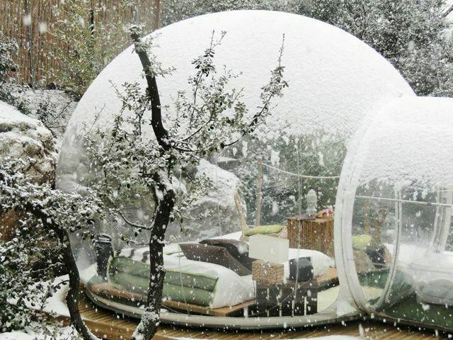 Bubble Camping Gazebos Patios Up Portable Tent