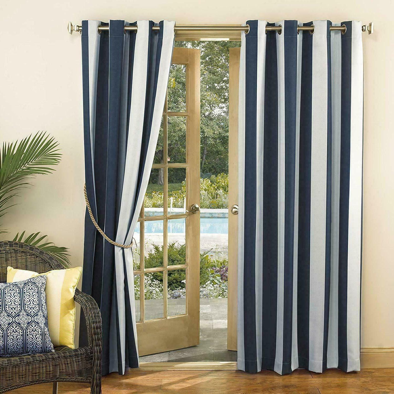 sun Cabana Curtain Pergolas/Gazebos,1 Panel