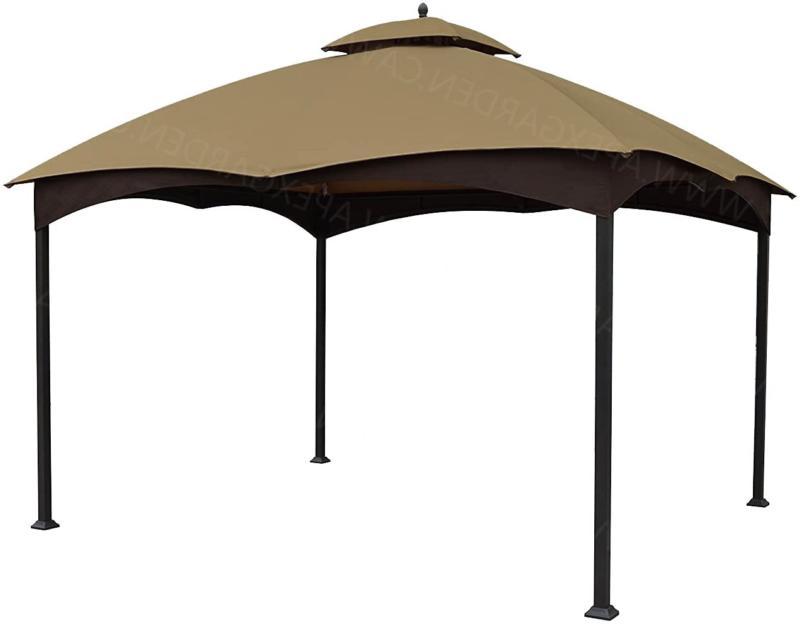 Canopy Replacement Patio Gazebo Pavilion Sun Shade