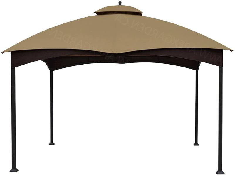 Canopy Top 10x12 Patio Shade Cover For Lowe New