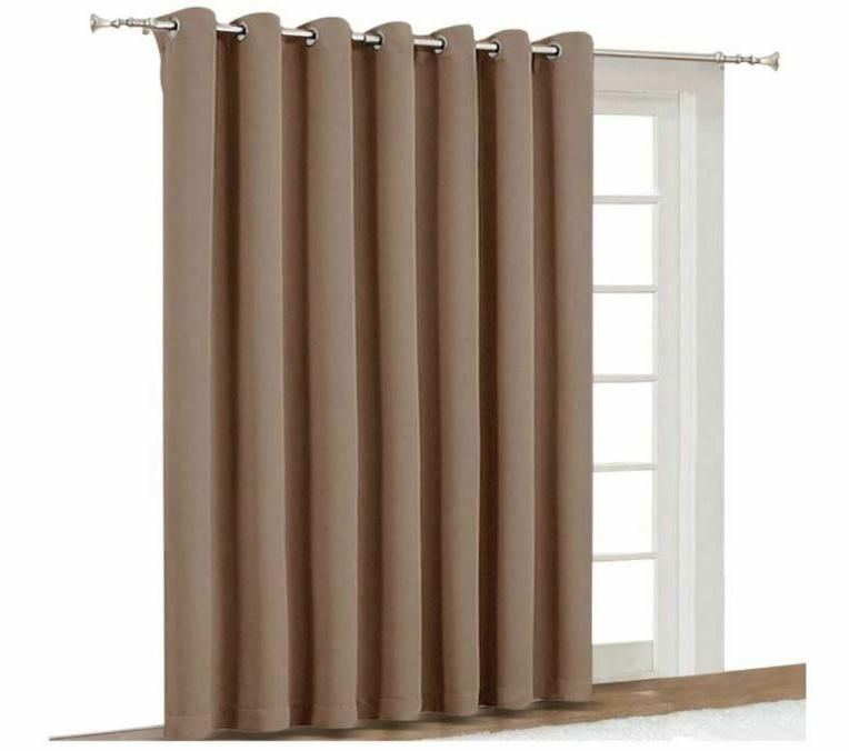 curtain panel 52 x 120 grommet top
