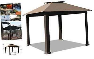 eliteshade 12x12 feet sunbrella titan patio outdoor