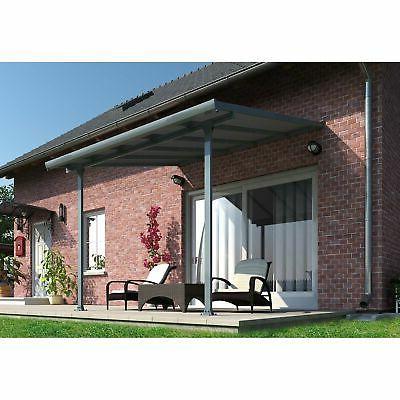 feria grey 10ft x 10ft patio cover