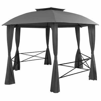 vidaXL Tent with 11.8'x8.7'