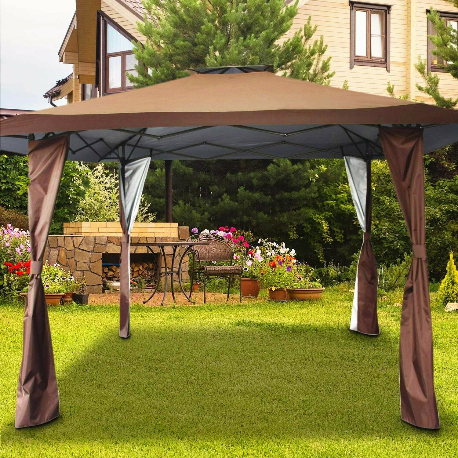 Canopy Garden Party 13x13ft