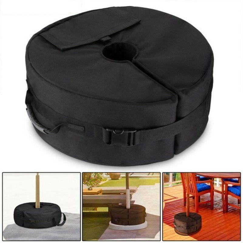 gazebo base tent sandbag camping accessories fixed
