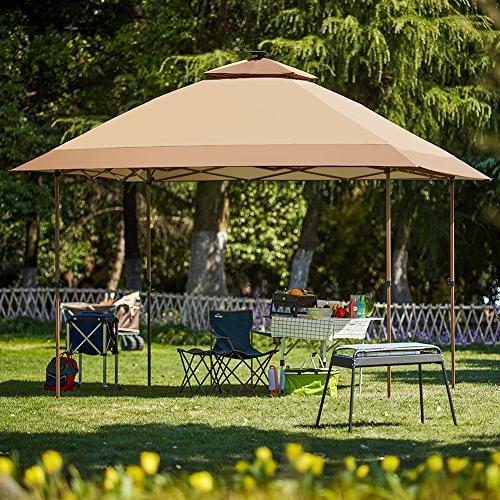 12' Gazebo Mosquito Netting Solar