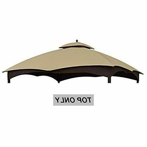 gazebo replacement canopy 10 x12 for lowe