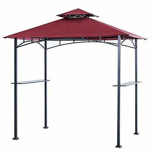 grill shelter replacement canopy roof only fit