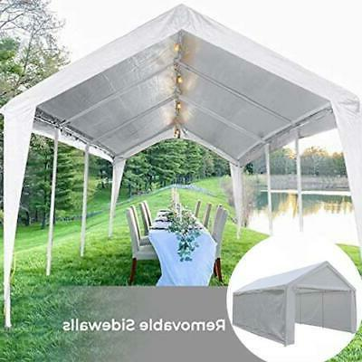 Quictent Carport Outdoor Tent Gazebo