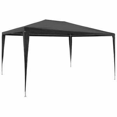 party tent pe anthracite 9 10 x13