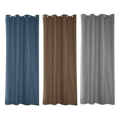 patio curtain outdoor drape heat insulated