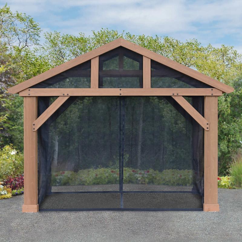pavilion mosquito mesh kit