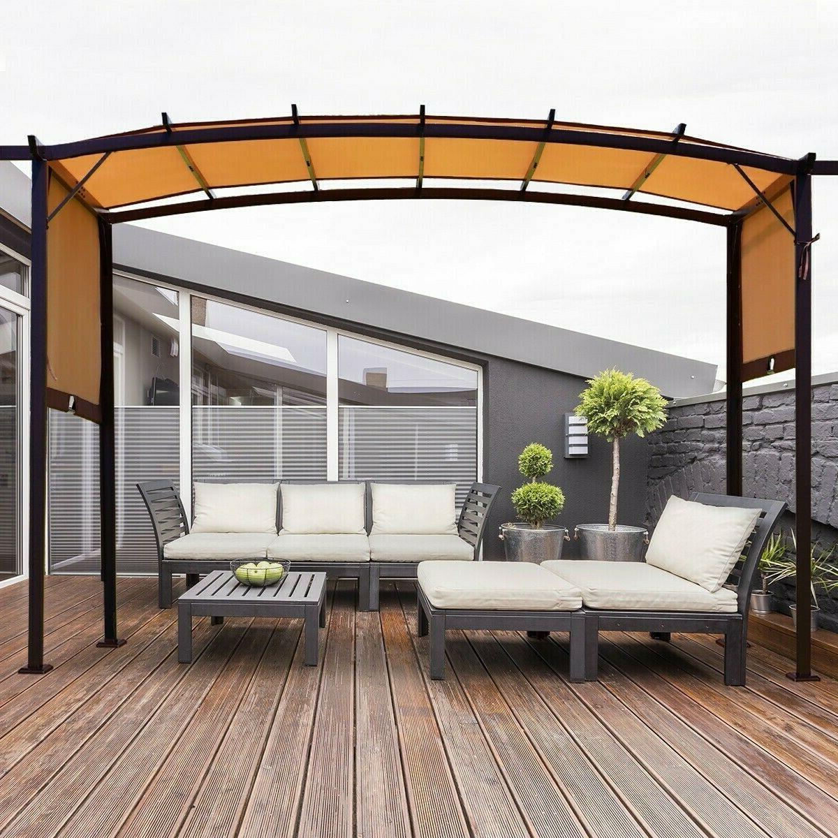Pergola Frame Outdoor Patio Canopy