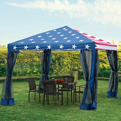 pop canopy shelter party tent