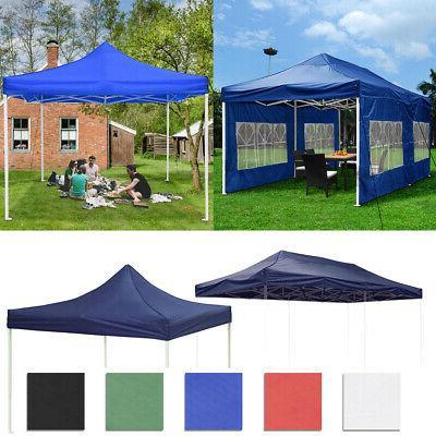 pop up canopy outdoor tent folding gazebo