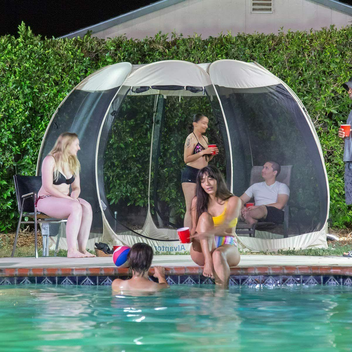 12'x12' Pop House Outdoor Canopy 6-8 Patio