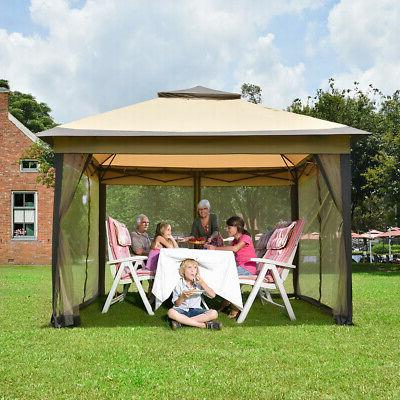 PRE-SALE 11x11ft Pop-Up Tent with Bag Carry