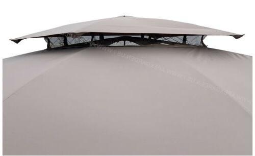APEX GARDEN Replacement Canopy Gazebo NEW**