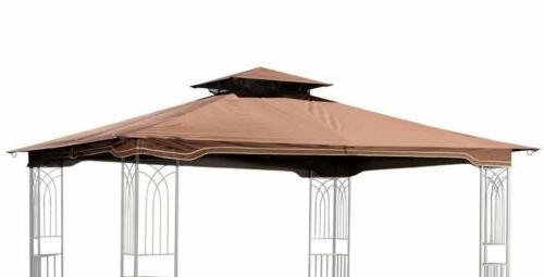 replacement gazebo canopy