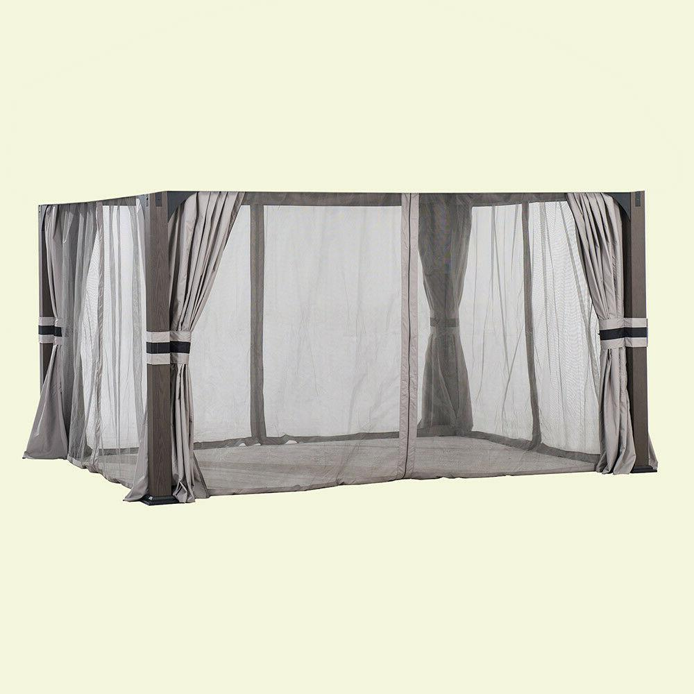 replacement netting for shadow creek gazebo 10x12