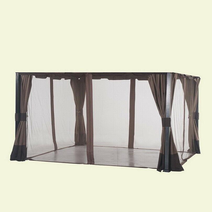 replacement netting for south hampton gazebo 11x13