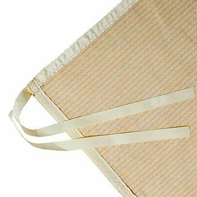 Shade Block of Rays with Ready-tie Pergola