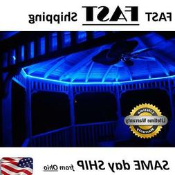 Gazebo Lighting KIT - all colors - with effects - Fancy Outd