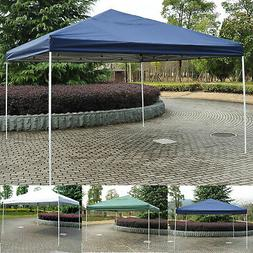 Outsunny Outdoor 13'x13' Pop Up Canopy Sun Shade Party Tent