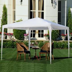 Outdoor Canopy 10x10 ft Party Wedding Tent Heavy Duty Gazebo