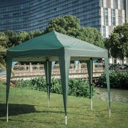 Outdoor Foldable Gazebo Hexagon Canopy Backyard Heavy Duty P