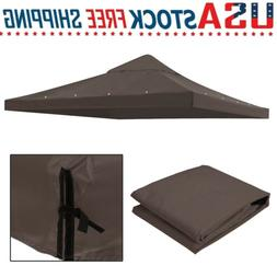 Outdoor Patio Canopy Top Replacement Cover for 9.76'x9.76' 1