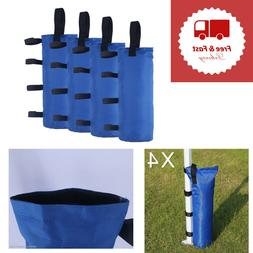 Outdoor Pop Up Canopy Tent Gazebo Weight Sand Bag Anchor Kit