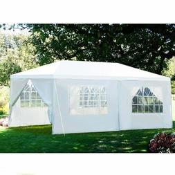 Portable Shelter Enclosure Tent Party Gazebo With Windows 10