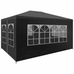 """Party Tent 9'10""""x13'1"""" Anthracite"""