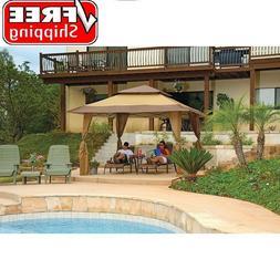 Patio Gazebo Canopy Tent 13x13 Outdoor Yard Picnic Garden Su