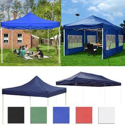 Pop Up Canopy Outdoor Tent Folding Gazebo Party Sun Shade Sh
