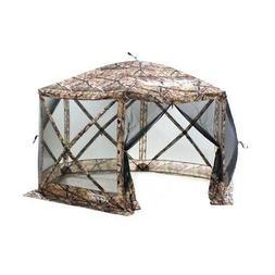Clam Quick Set Outdoor Portable CANOPY Gazebo Pavilion RAIN-