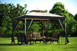 Replacement canopy for BigLots 10'x10' Double Arch Gazebo in