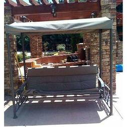 Garden Winds Replacement Canopy for Gazebo Frame Swing