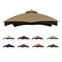 Eurmax Replacement Canopy Top for Lowe's Allen Roth 10X12 Ga