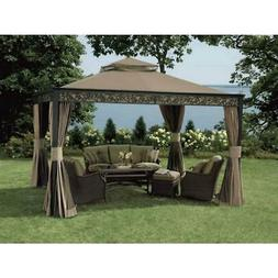 replacement curtain for bixby gazebo 10x12 ft