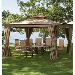 replacement mosquito netting for elworth gazebo 10x12