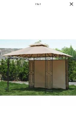 Replacement SunShade for L-GZ071PST-3 10X10 Gardenscape Gaze