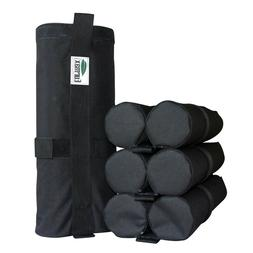4Pcs Rock/Dirt/ Sand Leg Weight Bag Feet For Ez Pop Up Canop