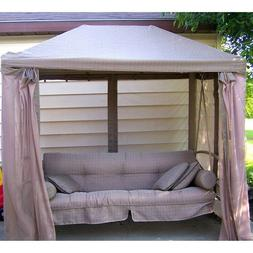 Garden Winds Sams Club Gazebo Style Swing Canopy